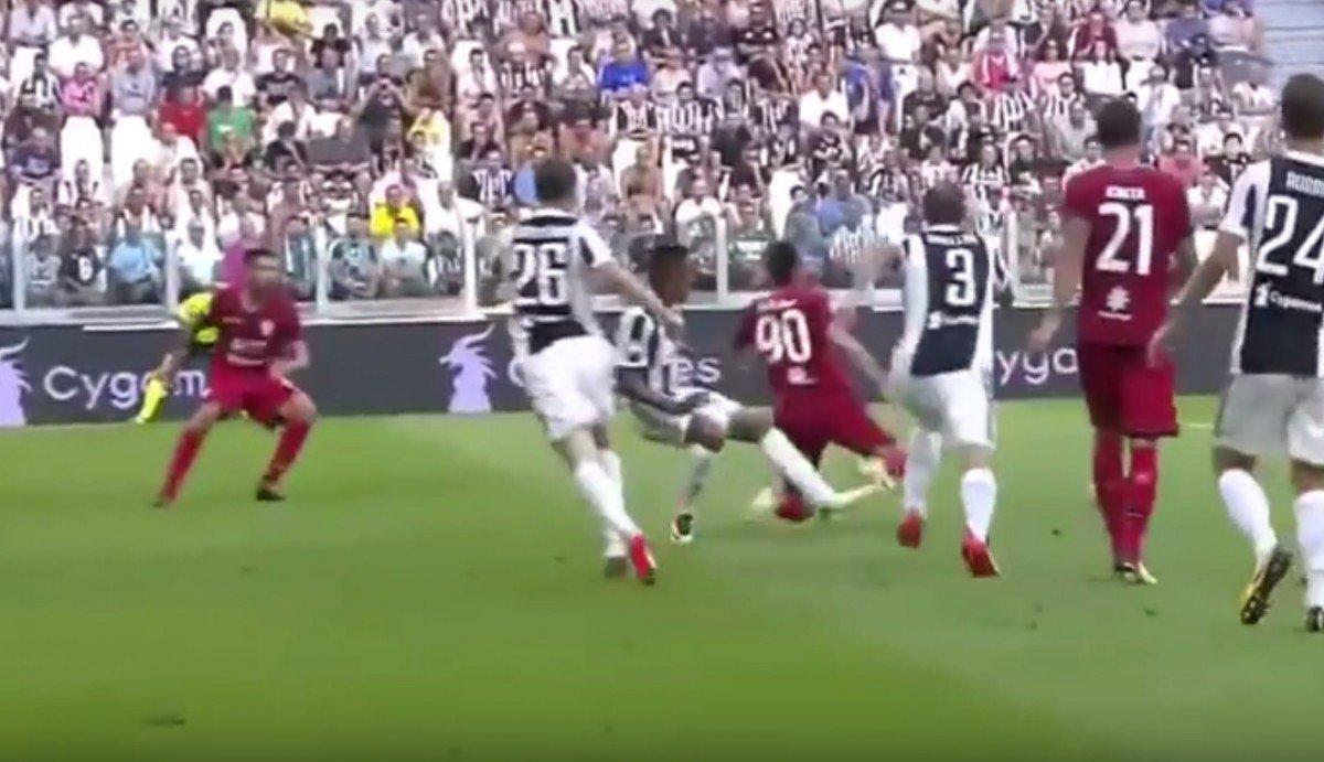 Rigore assegnato con VAR contro la Juventus: Buffon para - https://t.co/DNSh9Bym6D #blogsicilianotizie #todaysport
