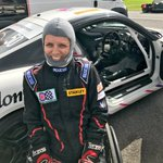 Weird day of summer weather today at Croft. It was cold out the back in the @PorscheClubCham paddock. Keeping warm in my @WaleroRacing kit 🏁