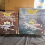 Two Corgi Aviation Archive boxsets. Frontier Airliners & Military. In auction 22nd August. #wga #auction #worthing #shoreham #brighton #hove