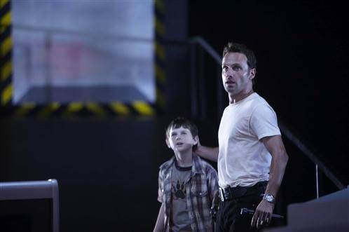 Rick and Carl - S. 1 #rickgrimes #carlgrimes #TWD <br>http://pic.twitter.com/w0lAPvcBYX