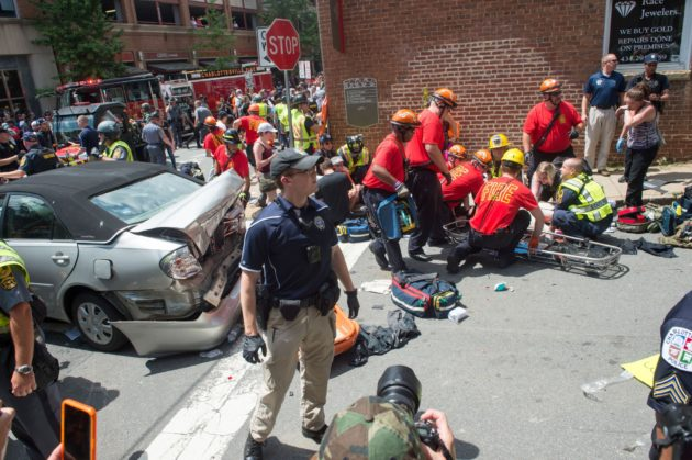 BOMBSHELL: New evidence suggests Charlottesville was a complete SET-UP https://t.co/rKof2jbSnQ https://t.co/5w6cUDp35r