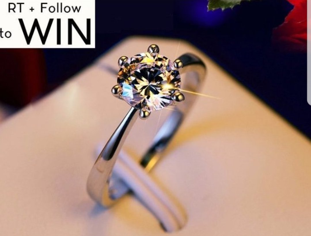 RT @OharaJewellery:  #follow &amp; #RT to #Win  Gorgeous Silver CZ Ring! Size H. #winner on  29th August! #competition<br>http://pic.twitter.com/W22iMcvRU0