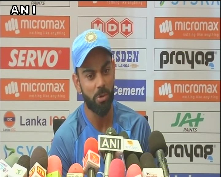 Ajinkya (Rahane) understands that at this stage he is 3rd opener of team. We'll certainly back him there: Virat Kohli, India Cricket Captain
