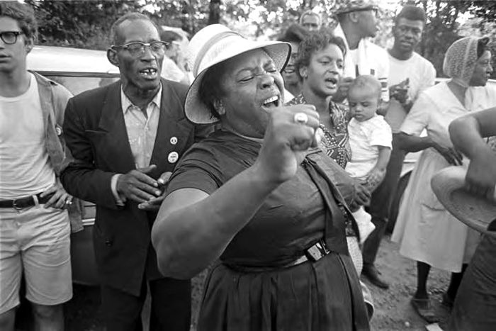 Can we get a Fannie Lou Hamer statue? Lord knows we need one. I want this pose, too. https://t.co/PsRKaLGKkq