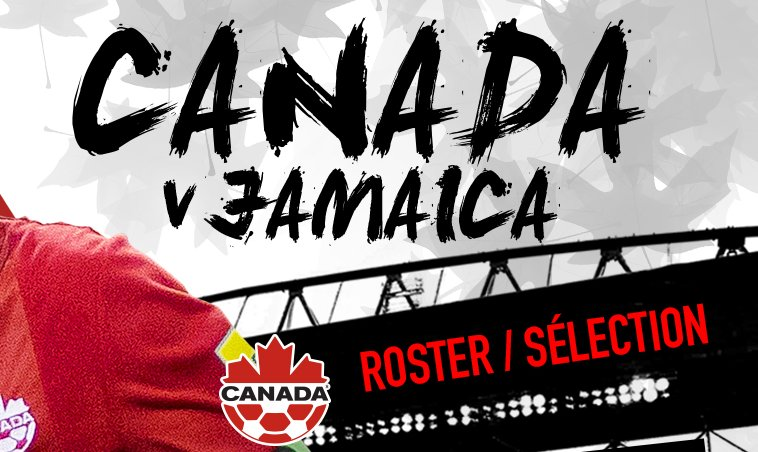 COMING UP: we'll announce #CANMNT squad this Saturday at 12.00 ET / 09...
