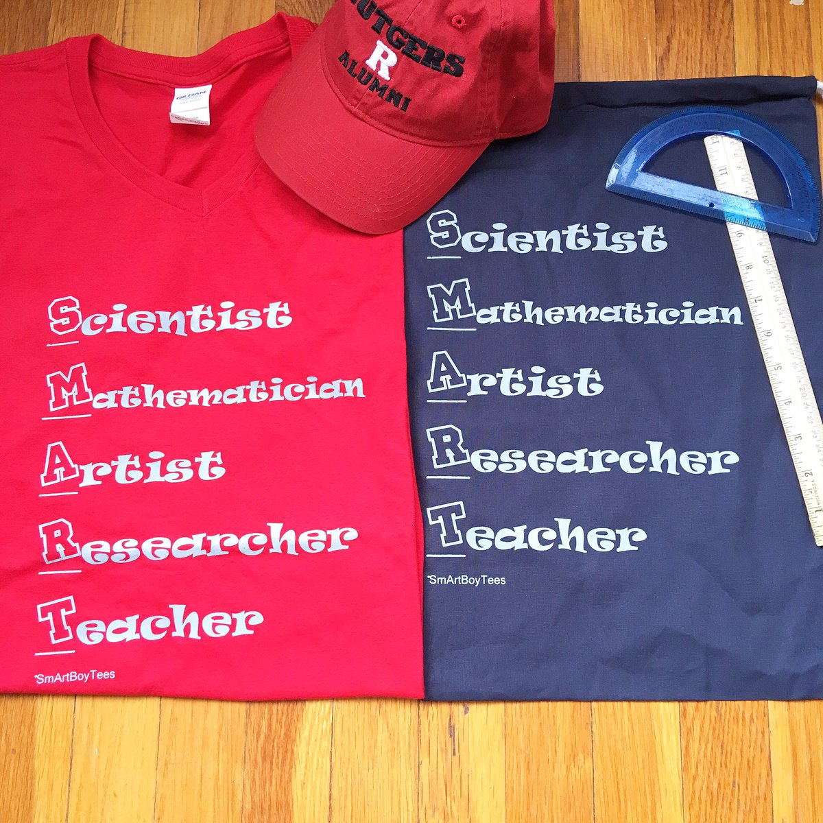 #Teacher #Scientist #Mathematician #Artist #Researcher order today  http://www. smartboytees.bigcartel.com  &nbsp;   &quot;SmArt Career&quot; Tee #smallbiz #shopsmall<br>http://pic.twitter.com/uwfqQvyIQb