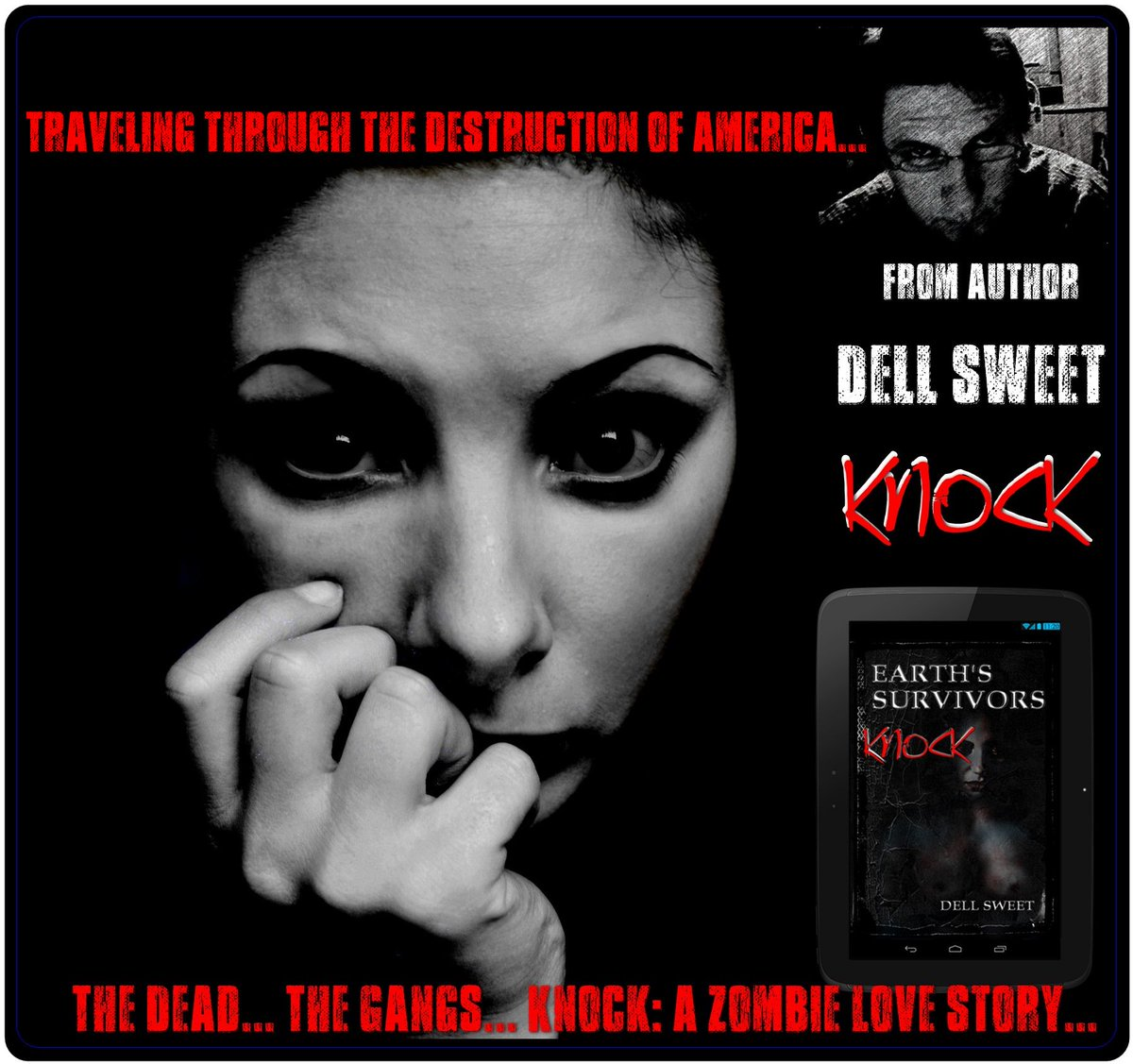 Earth&#39;s Survivors Knock. Follow across a devastated America as the survivors look for safety #iTunes #Horror  https:// goo.gl/IHF4w9  &nbsp;  <br>http://pic.twitter.com/0JHJ0ZvTvj