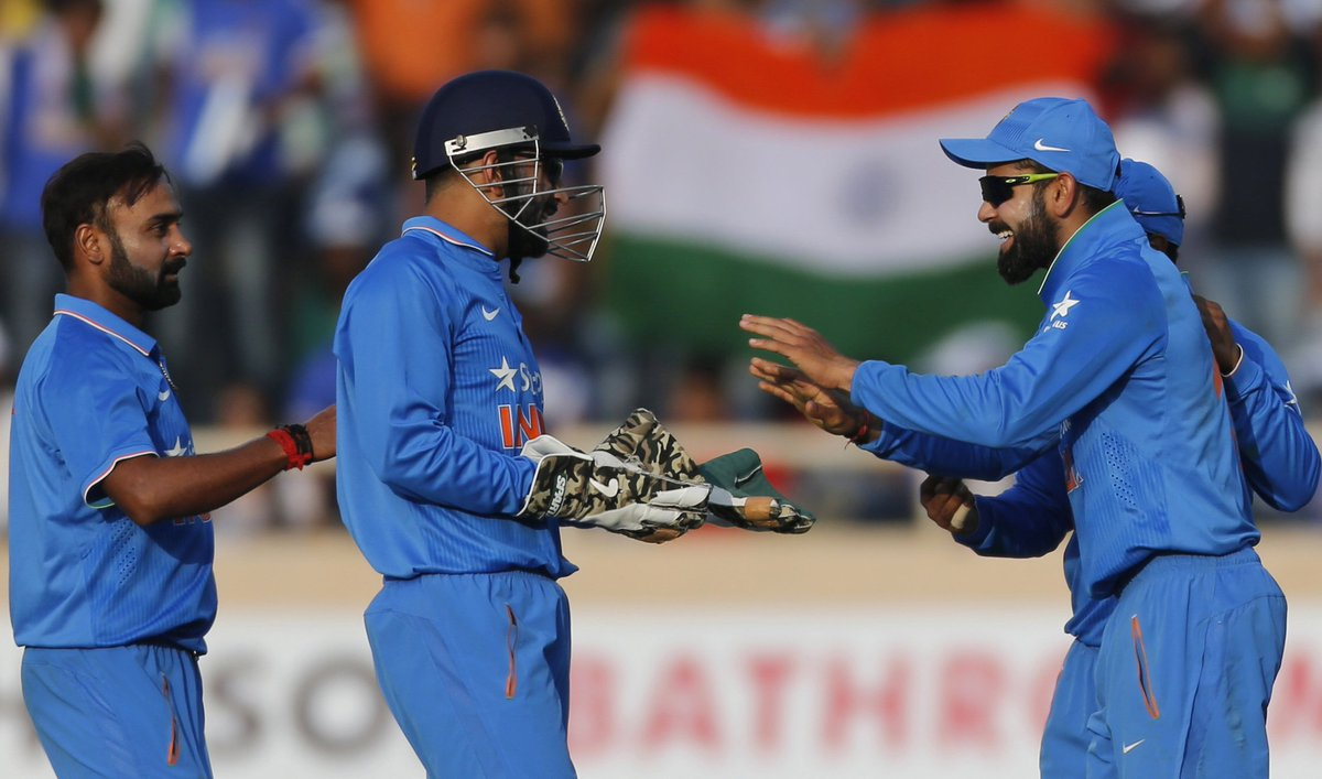 #SLvIND ODI series preview: Can Virat Kohli and co deny Sri Lanka a direct entry into World Cup 2019?  https://t.co/MRKD7OXDfa  #TeamIndia