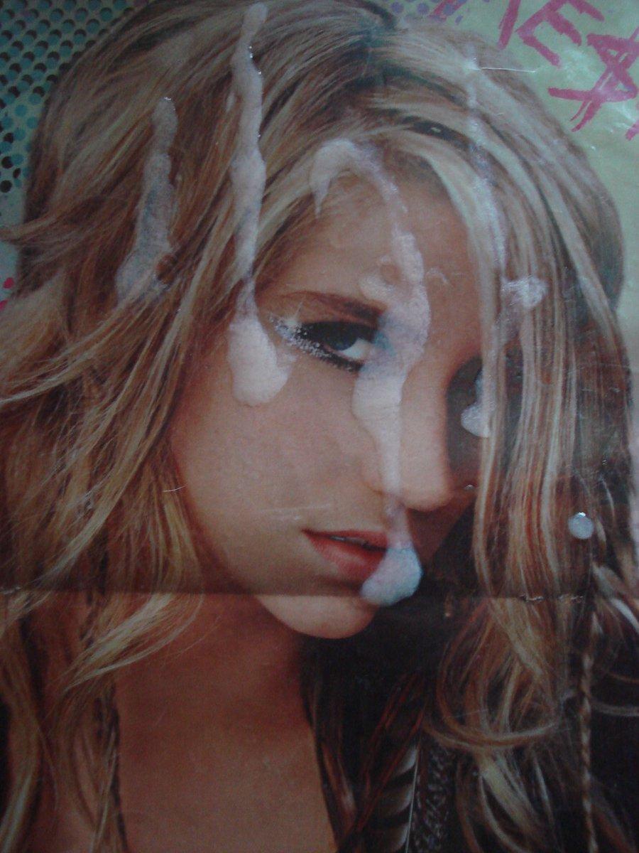 Kesha cum pic