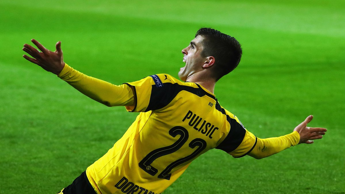 This kid Christian Pulisic is turning into a superstar at Dortmund Another goal for him  #usmnt #PulisicIsGood #Dortmund <br>http://pic.twitter.com/5Uqrn3vzYq