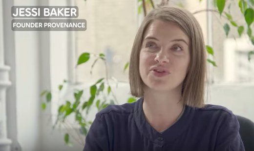 .@jessibaker, founder of @ProvenanceHQ, on harnessing #blockchain to create #transparency in apparel supply chains  https:// youtu.be/_1UEGX_9cjk  &nbsp;  <br>http://pic.twitter.com/iURMEGM6KX