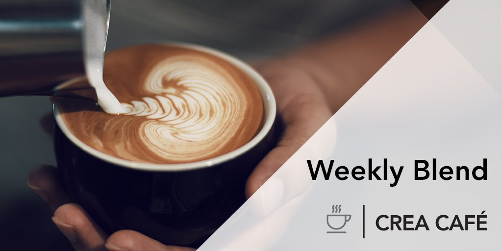 test Twitter Media - What's on tap this weekend? We hope it includes #CREACafé's #WeeklyBlend. https://t.co/L8buzoNKXm https://t.co/A6NpzeMhgz