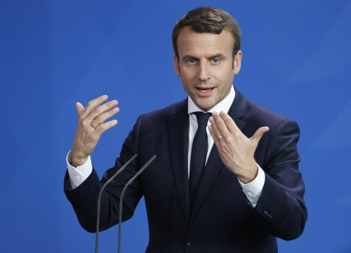 Macron élu personnalité de moins de 40 ans la plus puissante du monde https://t.co/tz8nfUnAbW
