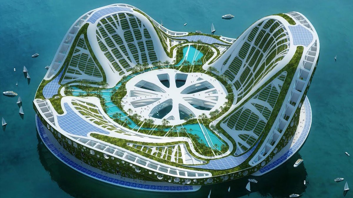 The Floating Utopias of the Future  http:// online.wsj.com/articles/the-f loating-utopias-of-the-future-1490388087 &nbsp; …  #future #floatingcity #innovation #Utopia #Millennials #architecture #VIKEZ<br>http://pic.twitter.com/NgHAyieJmx