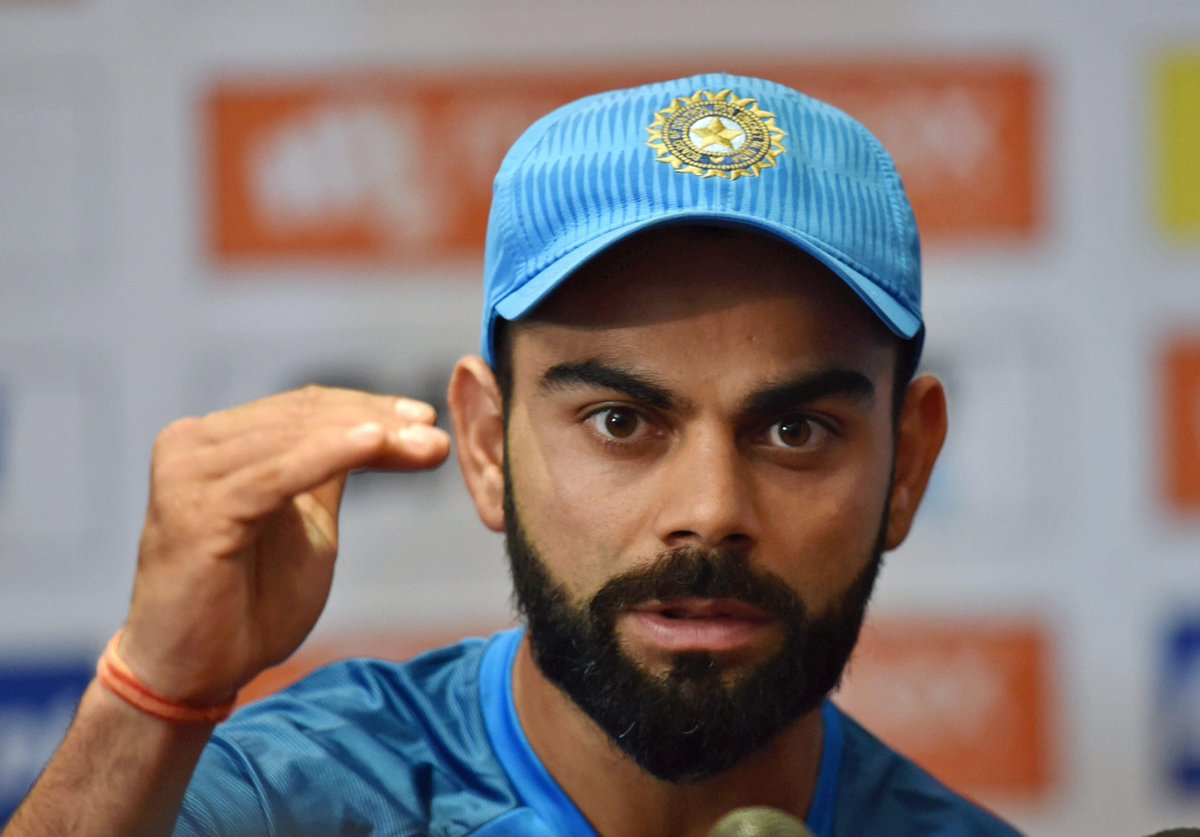 Need to assign specific roles keeping in mind 2019 ICC World Cup, says Virat Kohli  https://t.co/FRK4NWeLrs #SLvIND #TeamIndia