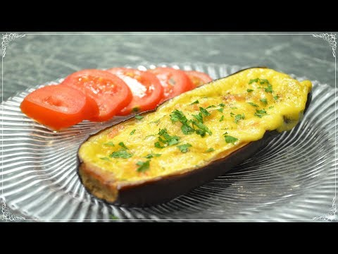 Баклажаны в духовке рецепты с фото