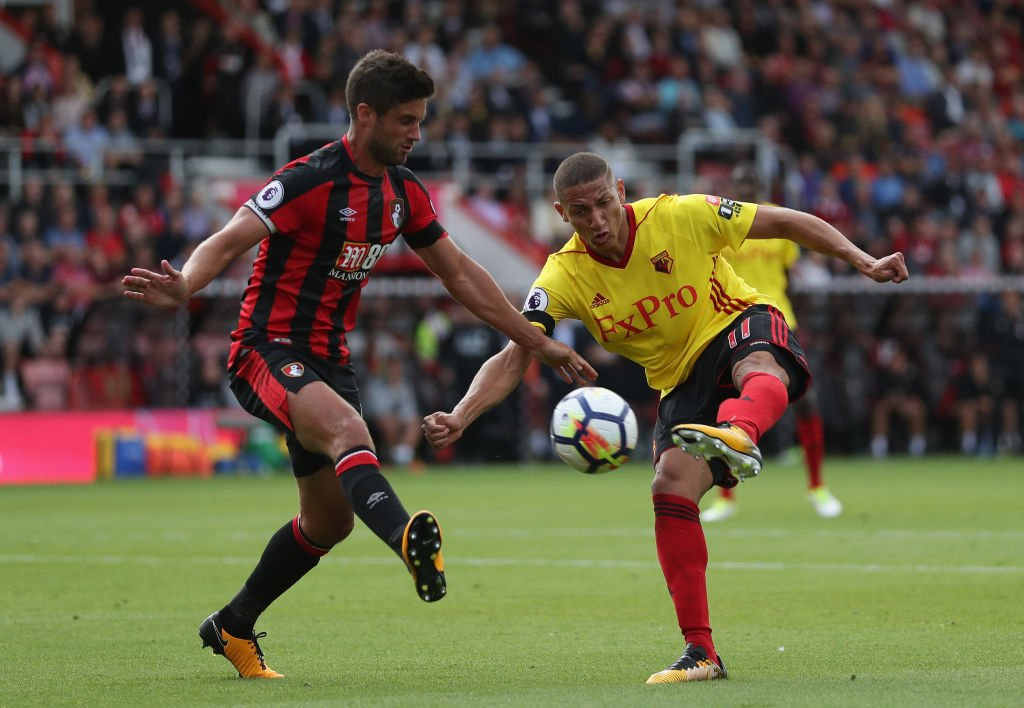 A reminder that in the summer of 2017, Watford managed to pay £11m for...