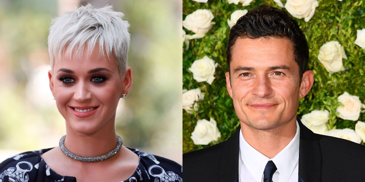 Katy Perry and Orlando Bloom really ARE reportedly back together: https://t.co/tBuCWc4xuB