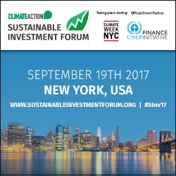 Want to network with all the leading players driving the #greenfinance movement? Join us at #SInv17! Register now at  https:// goo.gl/KAyQBQ  &nbsp;  <br>http://pic.twitter.com/txz2nCtndb