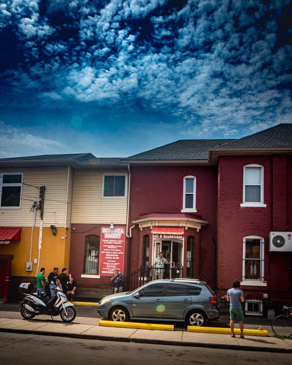 We&#39;re proud Hamiltonians, and proud to be serving our community!   #bakery #hamont #bonanza #fresh #community<br>http://pic.twitter.com/KzbupCU8JZ