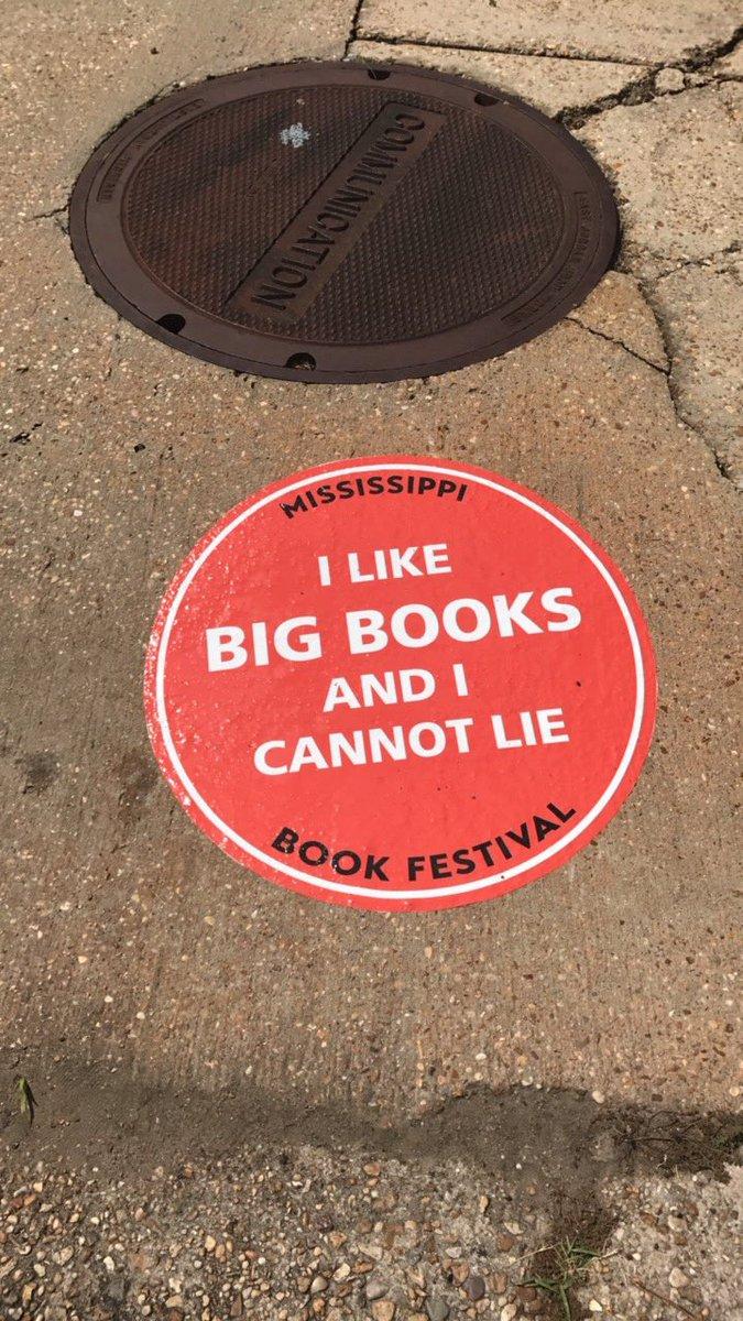 Nuff said #LiteraryLawnParty @msbookfest https://t.co/JTBhu1lKdy