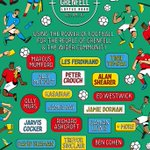 #Game4Grenfell for the people of Grenfell and the wider community ❤️ Buy tickets here and watch it on Sept 2nd. https://t.co/yNphnY1rL2