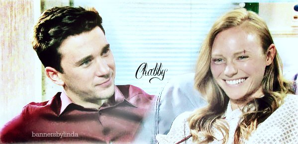 There is so much going on in this picture.  Chad&amp;Abby literally light up each other&#39;s world and it shows.  #Days #Chabby<br>http://pic.twitter.com/RsOiOfu9Sh
