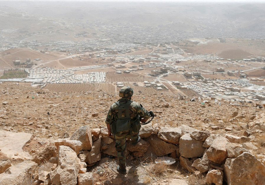 Syria, Hezbollah, Lebanon launch two-pronged offensive against ISIS https://t.co/bB4DbFp9jF #MiddleEast