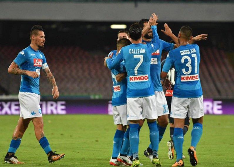 Il Napoli risponde alla Juventus, vince 3-1 in casa del Verona - https://t.co/FubSFWDI0D #blogsicilianotizie #todaysport