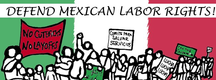 If NAFTA is to be renegotiated, include human rights. It'll raise wages in Mexico, protect Mexican migrants in US. https://t.co/2opbmjn8fB
