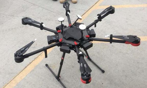 Man arrested for attempting to smuggle methamphetamine across border using drone https://t.co/JLdni6s2lt