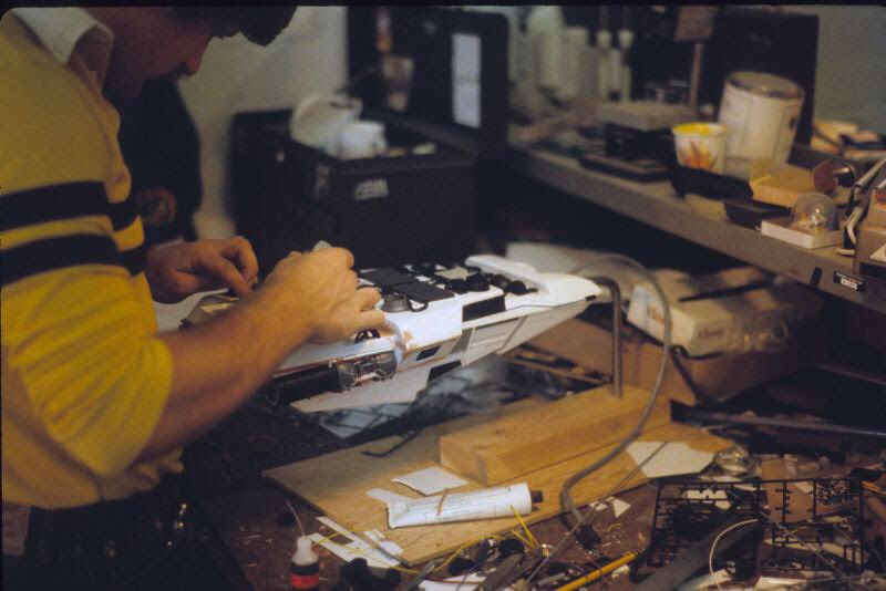 Behind the scenes journey into making the classic #Bladerunner #sfx #filmmaking #behindthescenes 2<br>http://pic.twitter.com/b3JRDNedmf