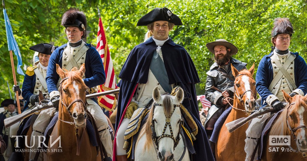 The fate of the Culper Ring is revealed....