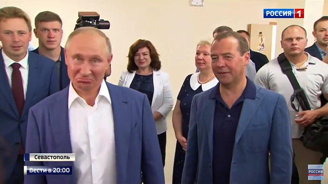 Отношения России и США деградируют день ото дня, - Медведев - Цензор.НЕТ 3829