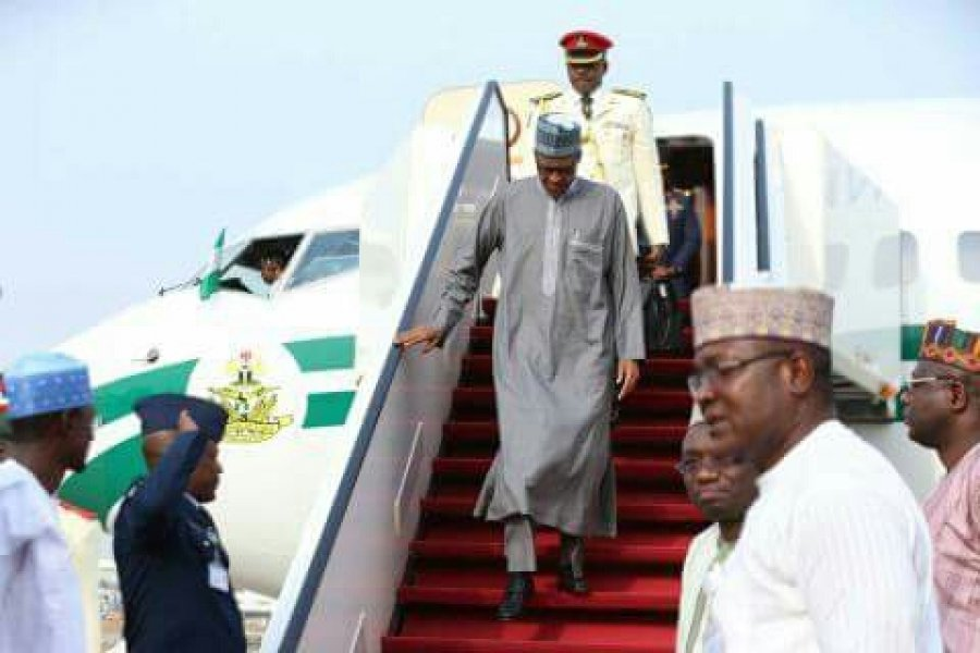 President Muhammadu Buhari will attend the 5th European Union-African Union (EU-AU) Summit in Abidjan, Cote d'Ivoire, on November 28-29, 2017.