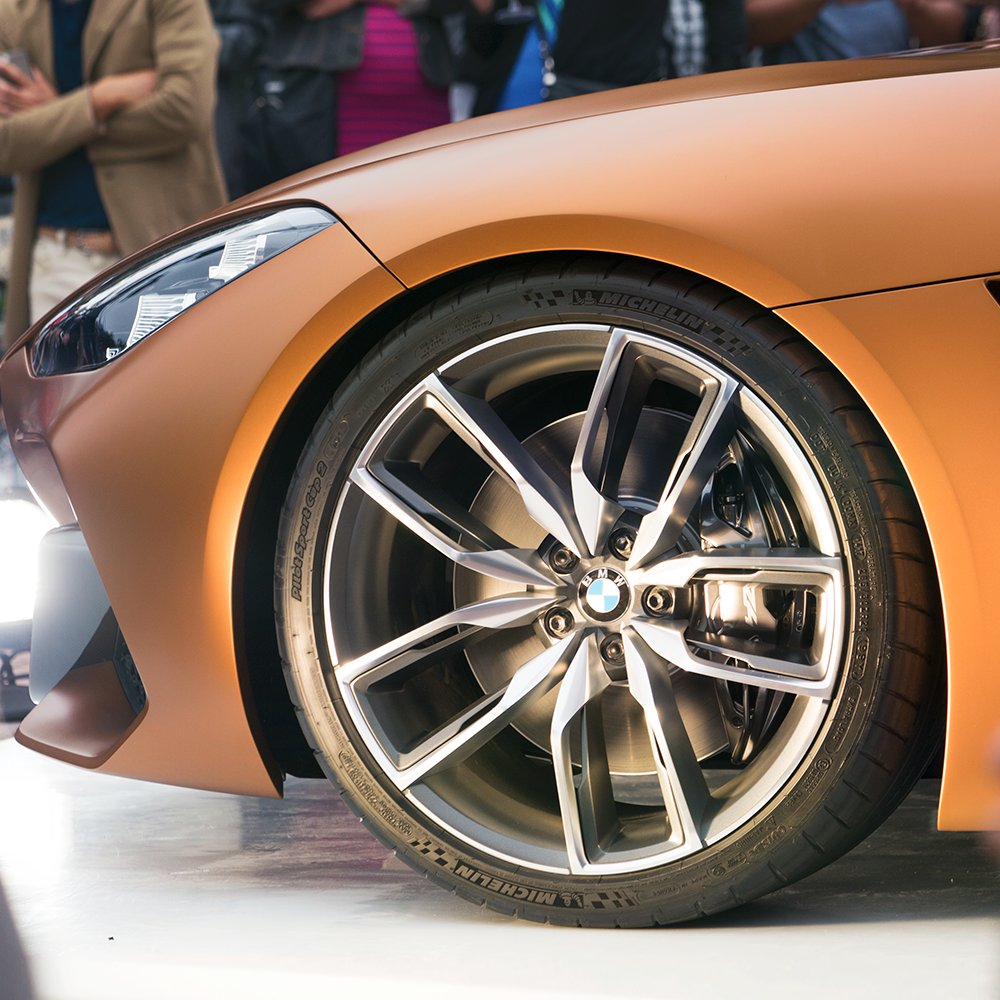 Bmw Usa On Twitter From The Press Conference Lawn To Our Pebble Beach Villa Momentum For All New Z4 Concept Is Unstoppable
