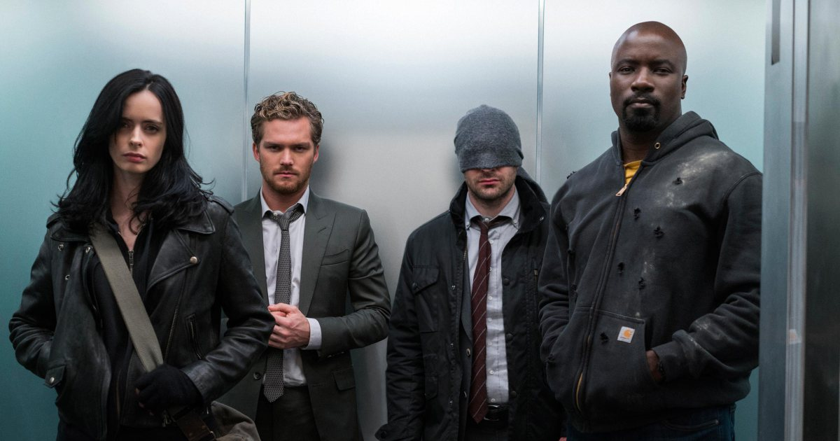 Netflix's #TheDefenders is a team-up worth binging. Our review: https:...