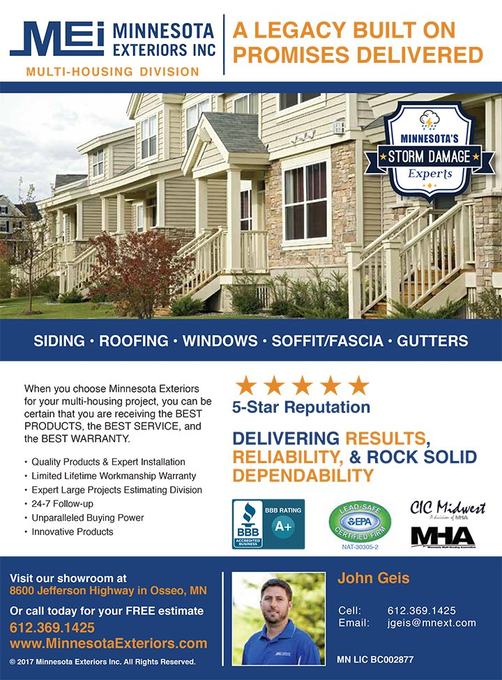 Minnesota Exteriors Is The Most Trusted Home Improvement Company In The Twin Cities Siding