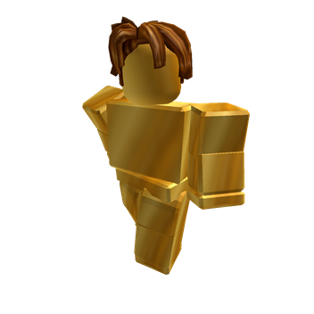 Ilyurrr On Twitter Don T You Get That By Redeeming A Roblox Toy Code The Golden Robloxian Stuff