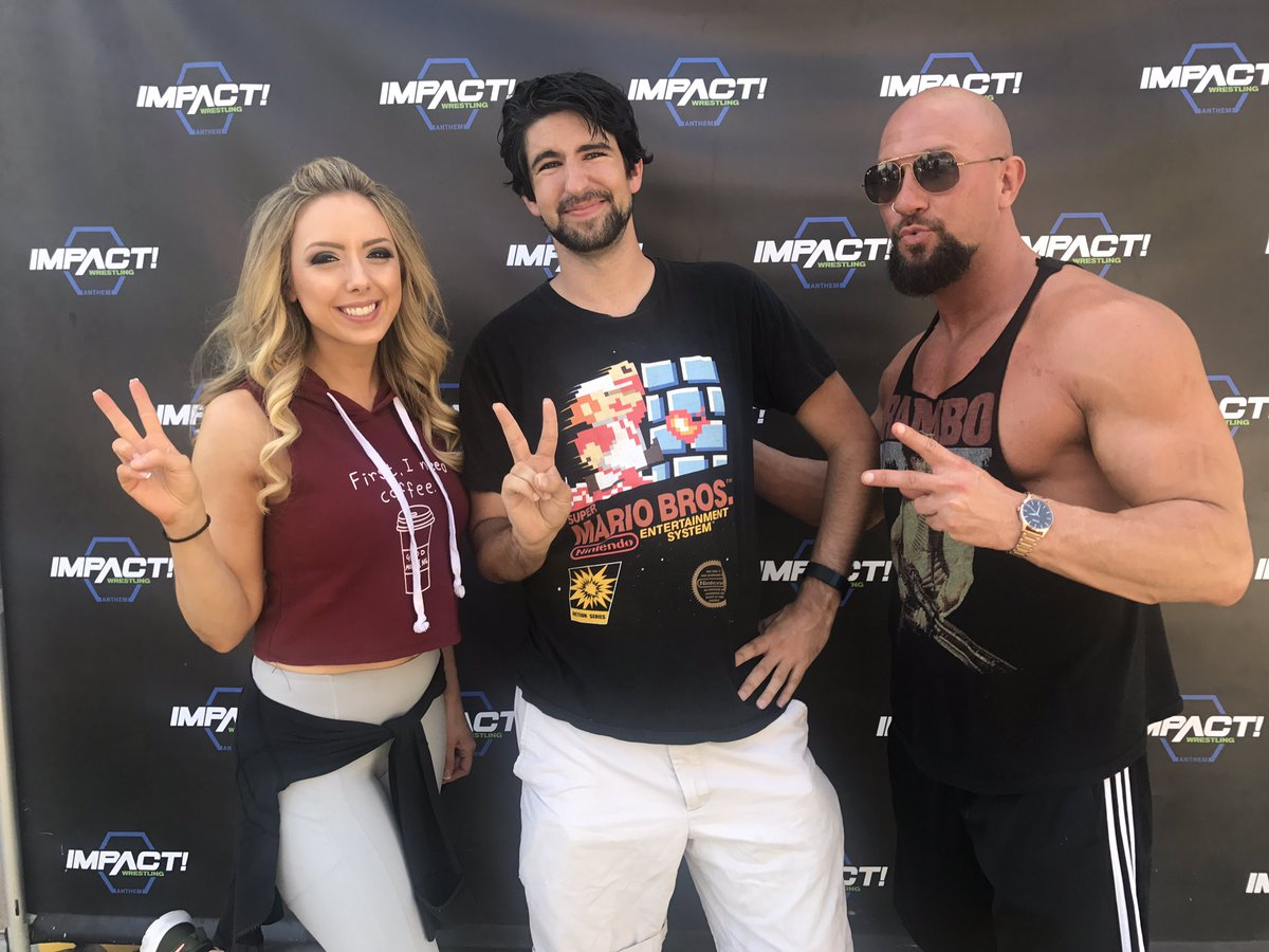 Amazing! Finally got to meet @AllieImpact and @BraxtonSutter! Let me know if there is anything I can do for u two! #disney #medieval<br>http://pic.twitter.com/1UN4YKjDa8