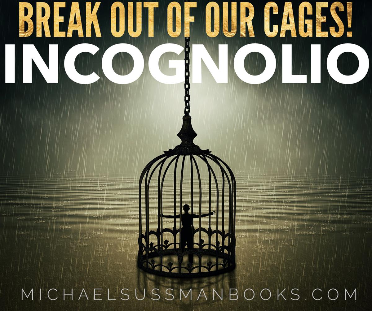 INCOGNOLIO - A book so #crazy, it&#39;s crazy #cool  http:// amzn.to/2v0Zfev  &nbsp;   #asmsg #iartg #amreading #bookboost #t4us @MichaelBSussman<br>http://pic.twitter.com/DA0ShZ30L6