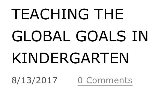 @TheGlobalGoals can enhance education &amp; humanity at *any* age -- including kindergarten.  http://www. teachsdgs.org/blog/teaching- the-global-goals-in-kindergarten &nbsp; …  @kkidsinvt #TeachSDGs <br>http://pic.twitter.com/ph54T4SERo