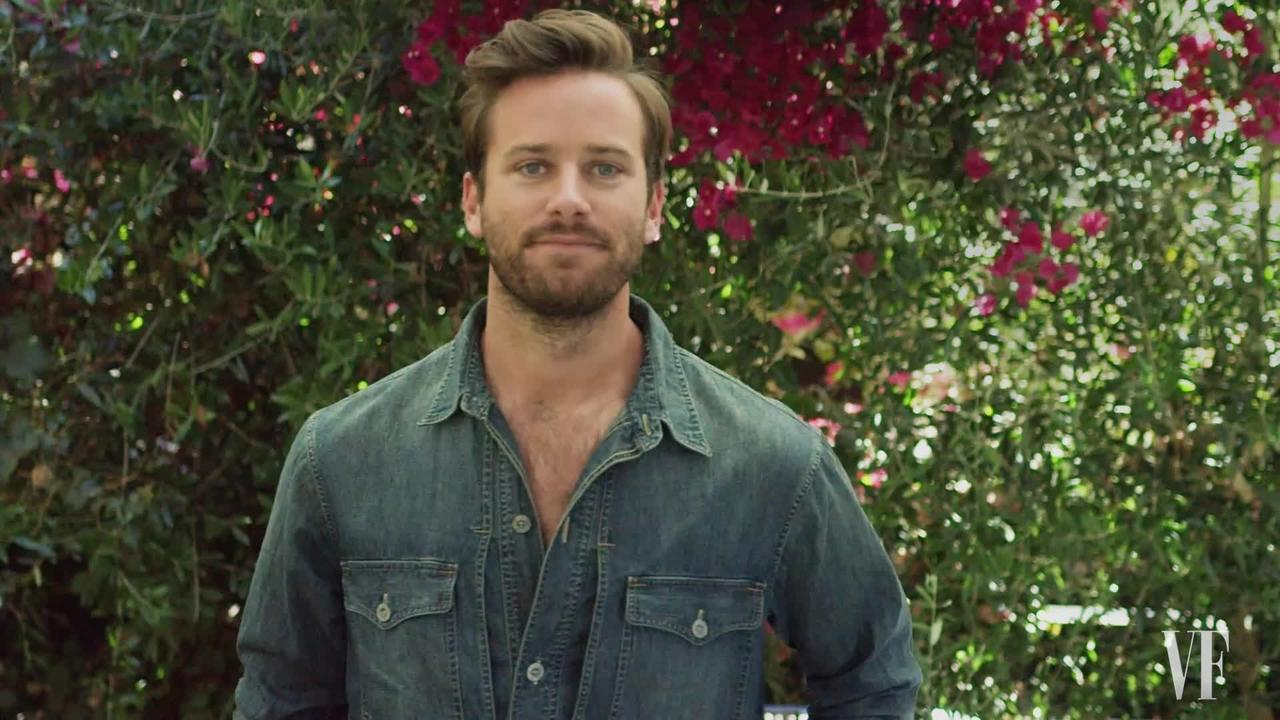 Armie Hammer talks best advice, what he never leaves the house without, and his views on the Irish Exit. https://t.co/S7XgH2bEEJ