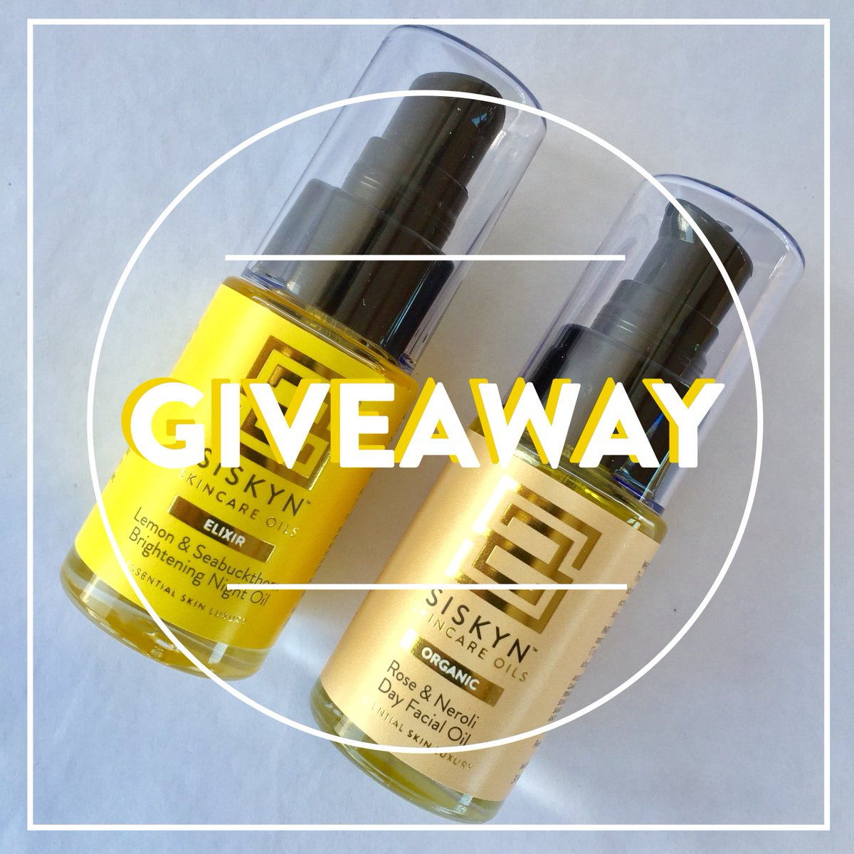 #follow &amp; #retweet to #win 2 multi award winning face oils! #Winner announced 27/08/17 (UK only) #comp #giveaway #Competition #goodluck<br>http://pic.twitter.com/CbBk955Dxw