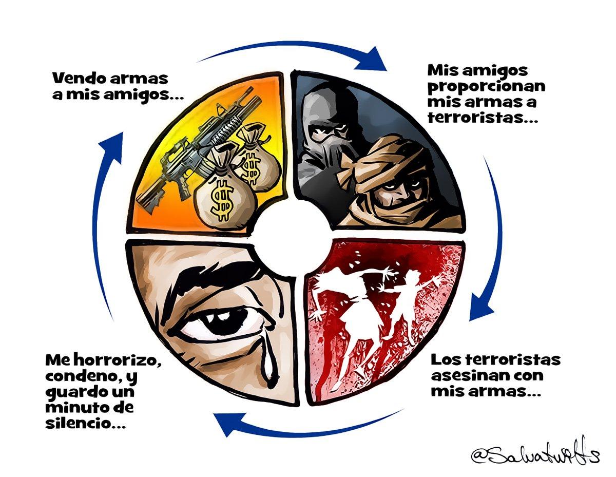 ¿Aplastamos al radicalismo y lo reducimos a cenizas? - Página 2 DHn_wnVWAAE3lLJ