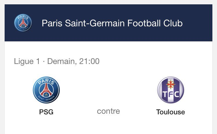 @AlAttiyahN send me that, and told me to be at #parcdesprinces tomorrow night ...  Should be interesting meeting @neymarjr and co <br>http://pic.twitter.com/KyHOyzwfMF