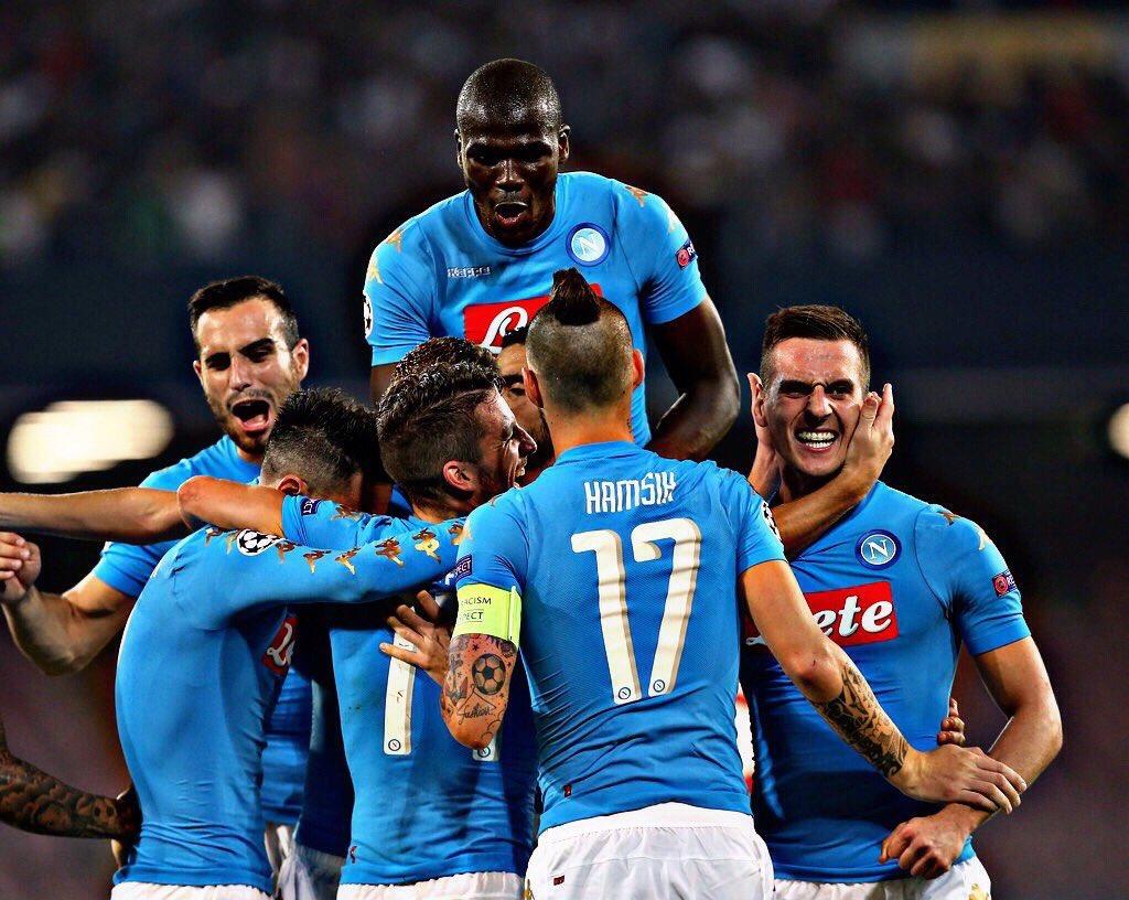 VERONA-NAPOLI 1-3: pronta la risposta alla Juve nella 1a giornata di Serie A