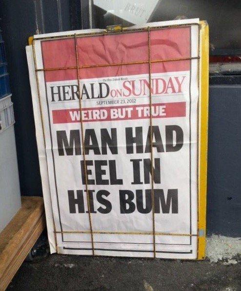 Concerned for the eel.  (via @JohnFacer2) https://t.co/MpDpKOsYpw