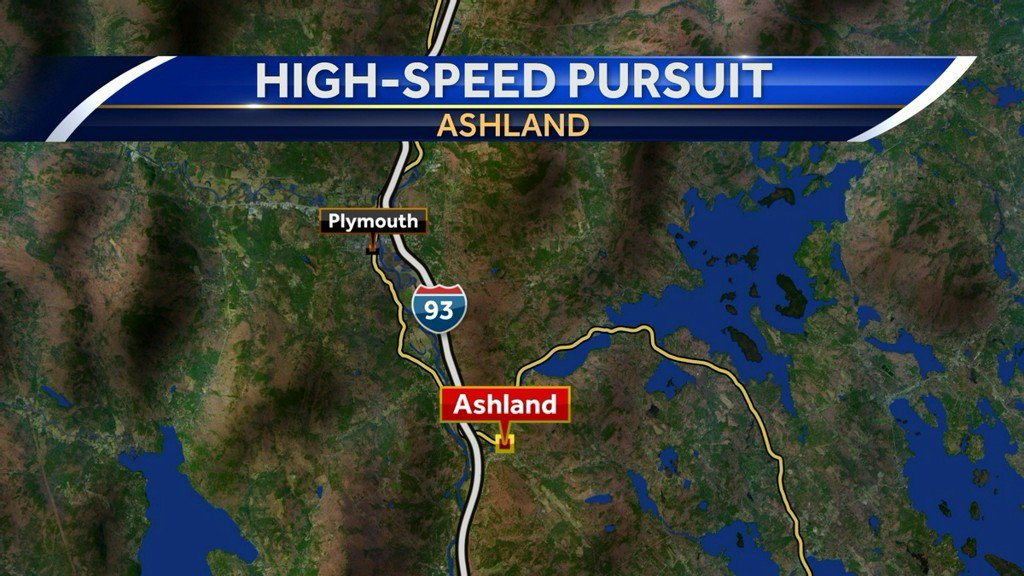 Police: Officer struck by car before high-speed pursuit in Ashland https://t.co/cLpV408zFi