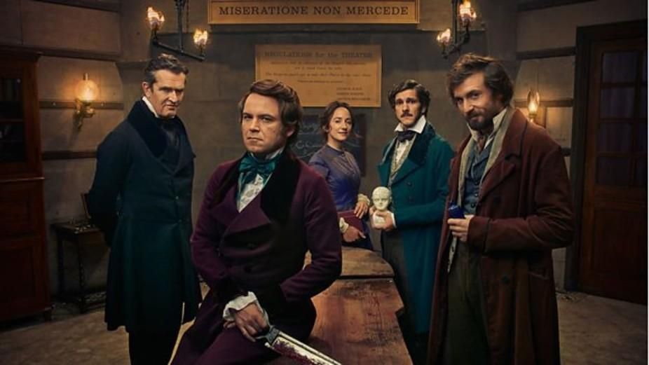 Victorian doctors were every bit as mad, bad and brilliant as portrayed in the new BBC sitcom, Quacks  https://t.co/l4NgIsLx0O